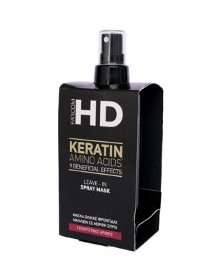 HD טיפול שיער אינטנסיבי
