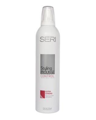 סרי מקסיטק – מוס שיער חזק במיוחד – אידיאלי לעיצוב תלתלים
