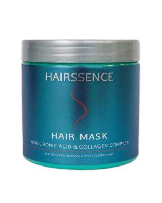 הייר סנס – מסכה לשיער יבש מאוד פגום וצבוע